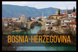Bosnia-Herzegovina Travel Guides by JetSettingFools.com