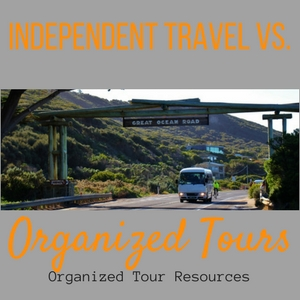 Independent Travel vs Organized Tours Organized Tour Resources JetSettingFools.com