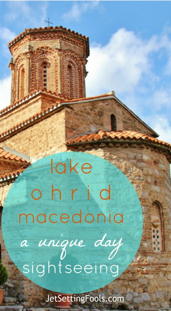 Lake Ohrid, Macedonia, A Unique Day of Sightseeing