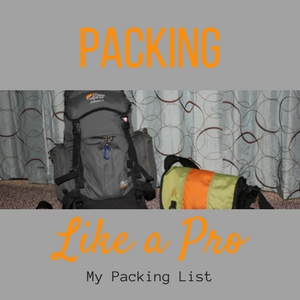 Packing Like a Pro My Packing List JetSettingFools.com