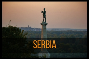 Serbia Travel Guides by JetSettingFools.com