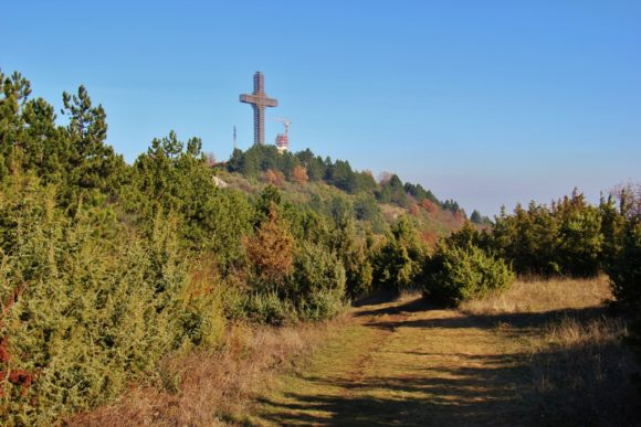 Vodno Mountain Trail and Millennium Cross in Skopje, Macedonia JetSettingFools.com
