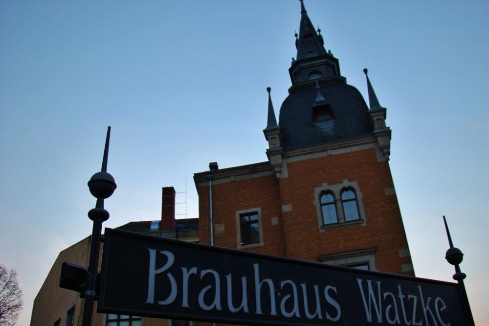 Brewery Ball- und Brauhaus Watzke in Dresden, Germany