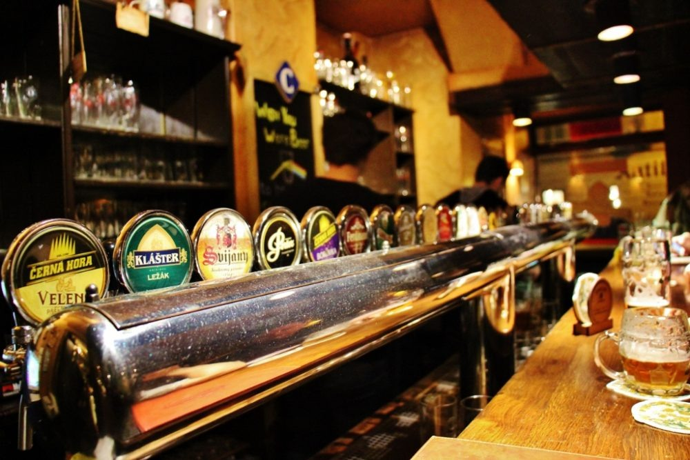 16 Places To Drink Craft Beer In Prague Czech Republic