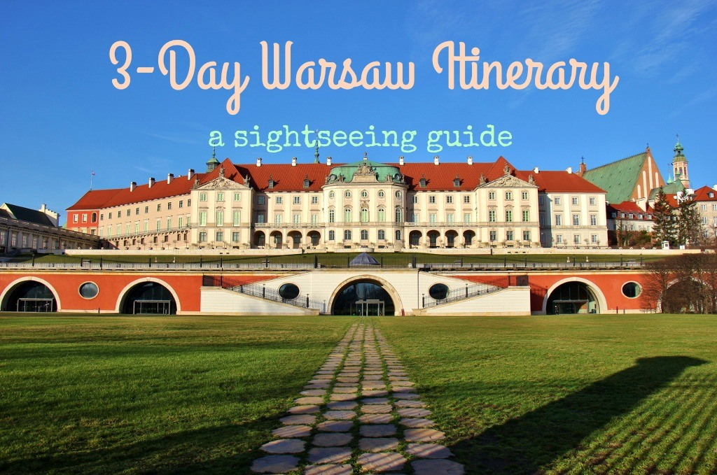 Day Warsaw Itinerary A Sightseeing Guide Jetsetting Fools - Where is warsaw
