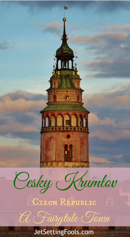 A Fairytale Town Cesky Krumlov, Czech Republic by JetSettingFools.com
