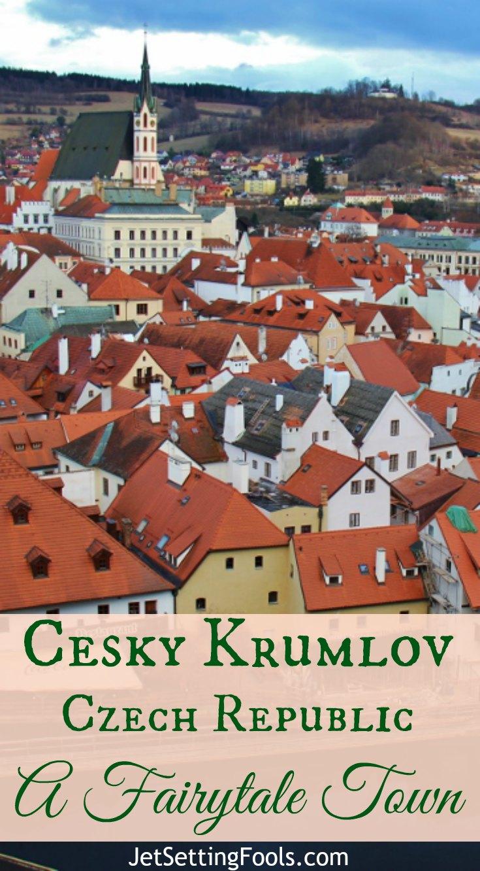 Cesky Krumlov, Czech Republic A Fairytale Town JetSettingFools.com