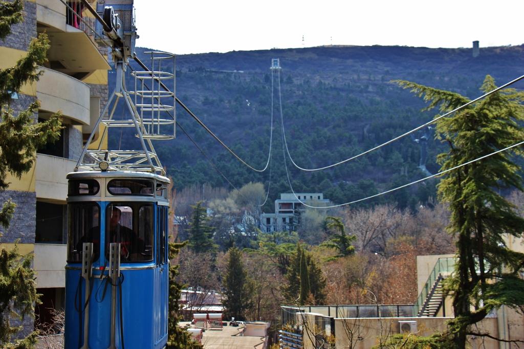 How To Buy A Car In Tbilisi Georgia: Lower Station Cable Car Near Vake Park, Tbilisi, Georgia