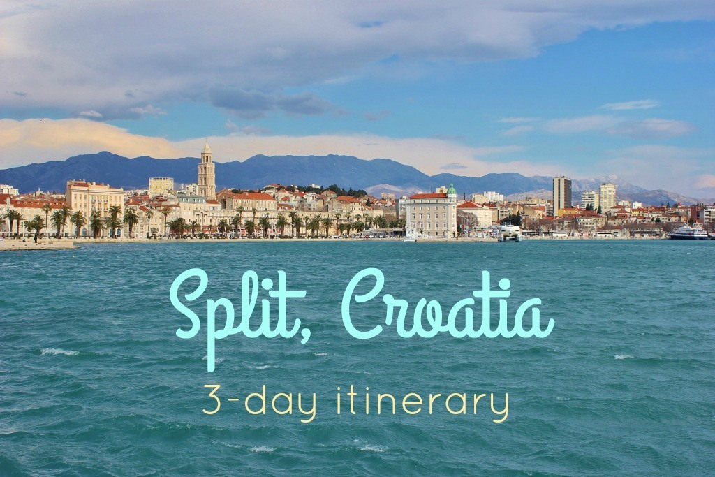 3-Day Split Itinerary, Croatia, JetSettingFools.com