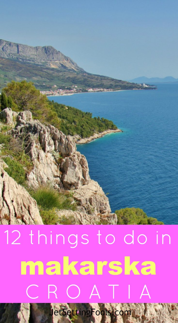 Things to do in Makarska, Croatia JetSettingFools.com