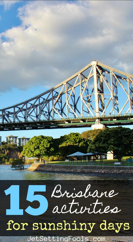15 Daytime Brisbane Activities