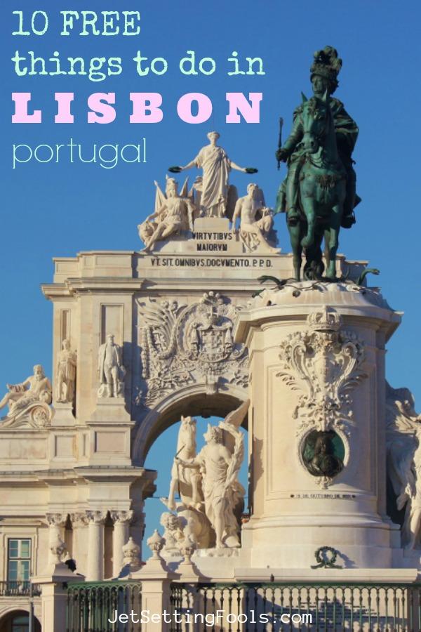 Lisbon Free Things To Do by JetSettingFools.com