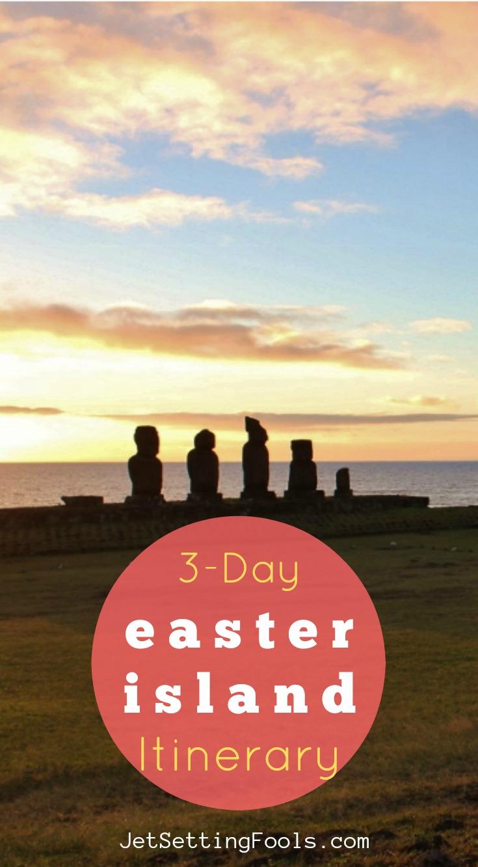 3-Day Easter Island itinerary JetSettingFools.com