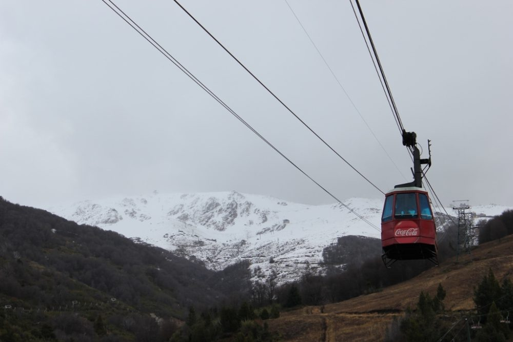 Cerro Catedral cable car in Bariloche, Argentina, JetSettingFools.com