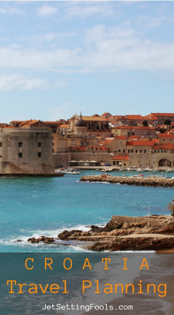 Croatia Travel Planning JetSettingFools.com