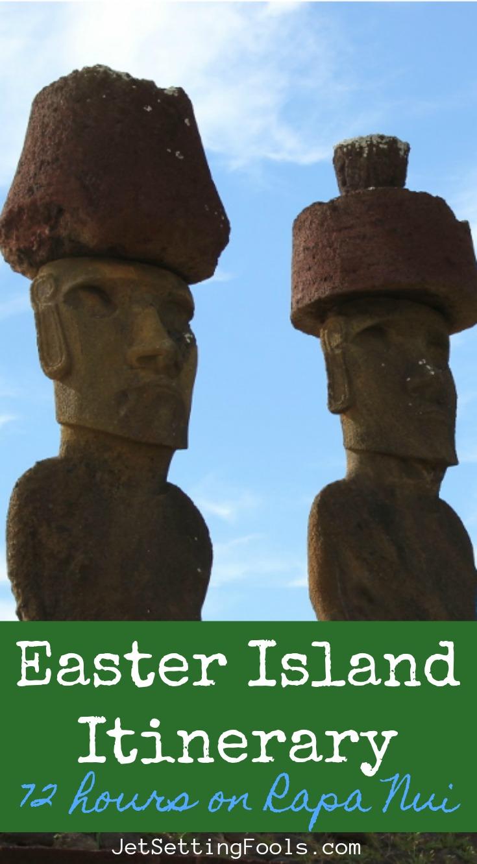 Easter Island Itinerary JetSettingFools.com