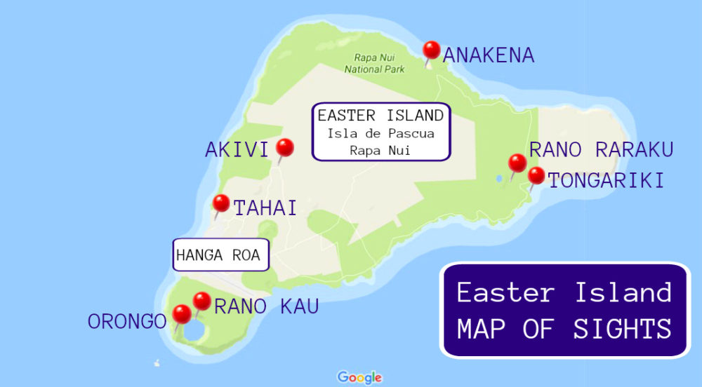 Easter Island Itinerary 72 hours on Rapa Nui Jetsetting Fools