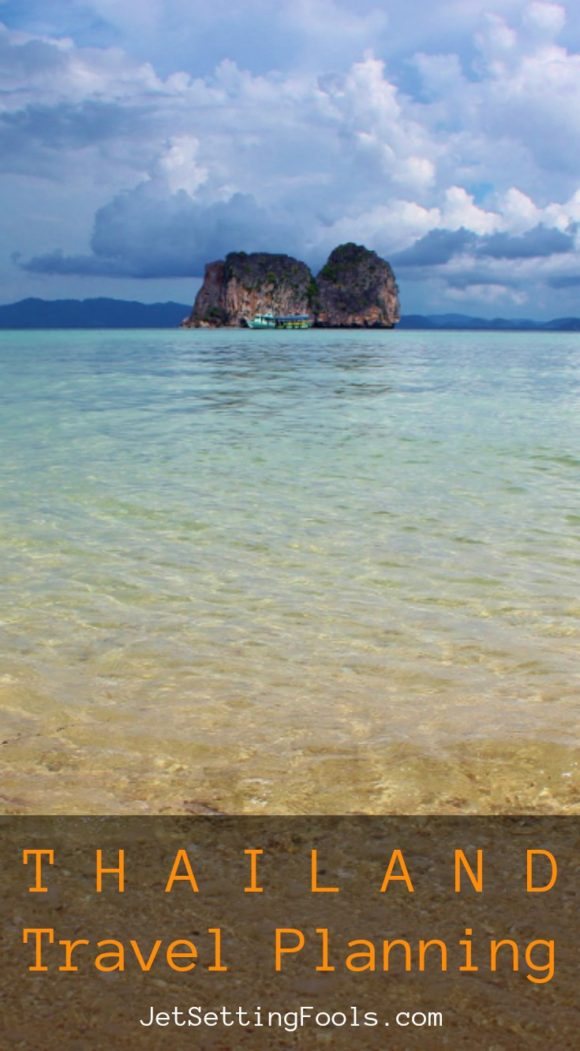 Thailand Travel Planning JetSettingFools.com