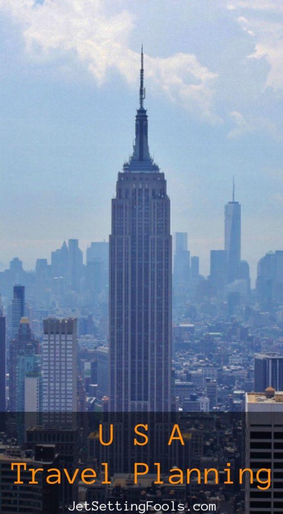 USA Travel Planning JetSettingFools.com