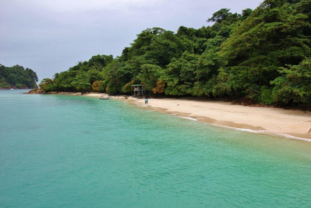 Koh Rang Beach, Stop 2 on 4 Island Snorkeling Tour, Thailand