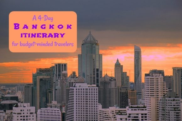 A Bangkok Itinerary for Budget Minded Travelers by JetSettingFools.com