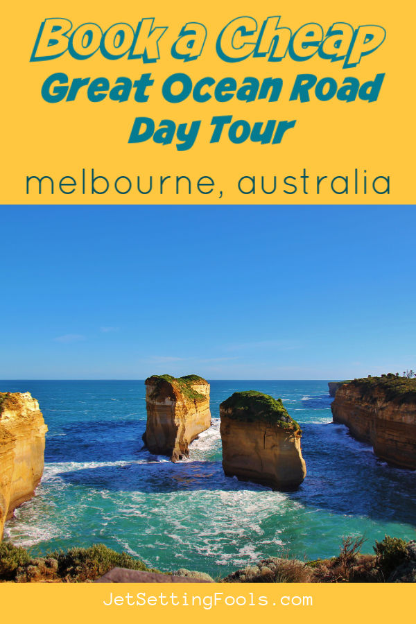 A Cheap Great Ocean Road Day Tour by JetSettingFools.com