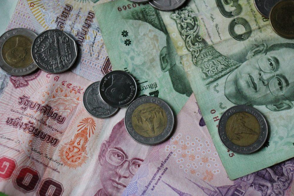 Baht, Bangkok currency