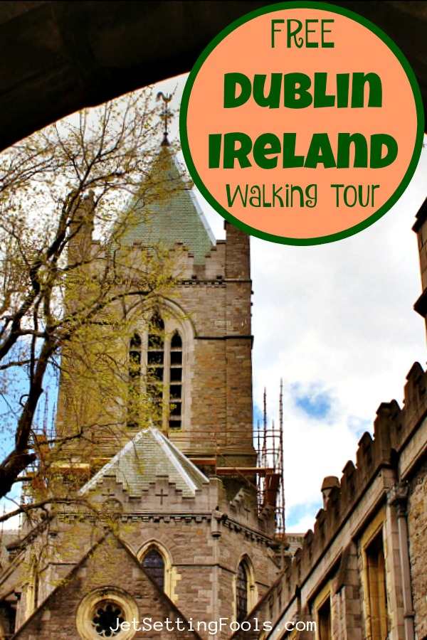Free Dublin, Ireland Walking Tour by JetSettingFools.com