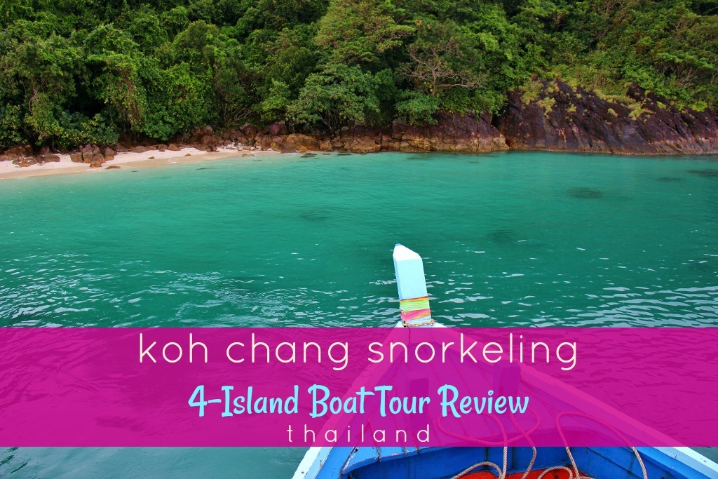 Koh Chang Snorkeling: 4 Island Boat Tour Review ...