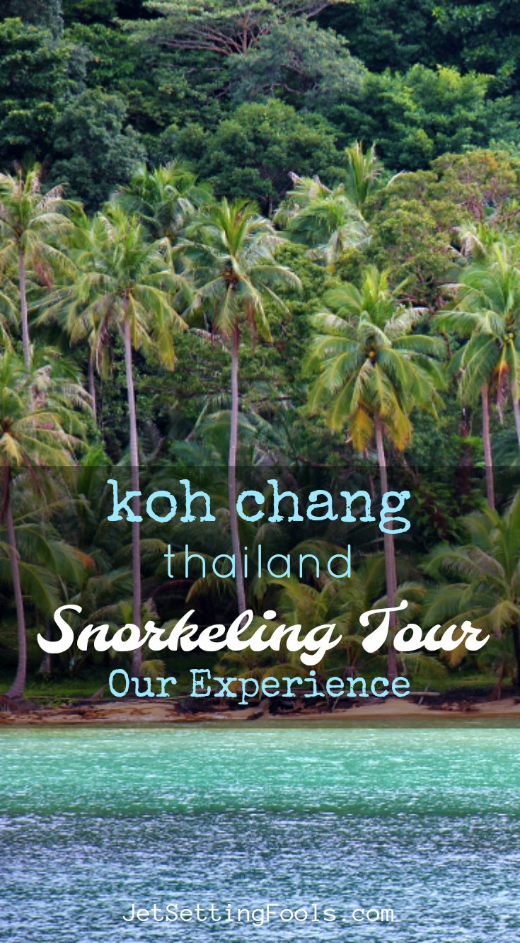 Koh Chang Snorkeling Tour Our Experience by JetSettingFools.com