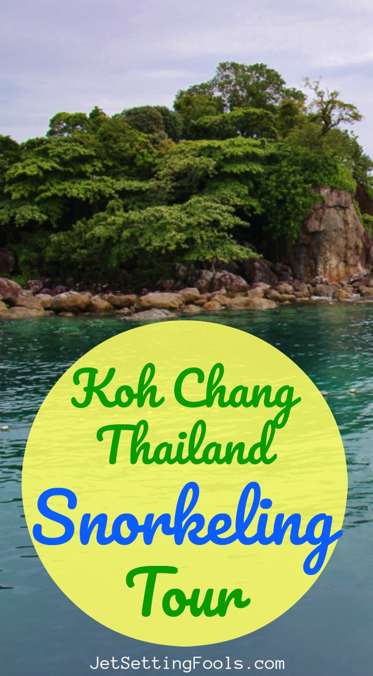 Koh Chang Thailand Snorkeling Tour Review by JetSettingFools.com