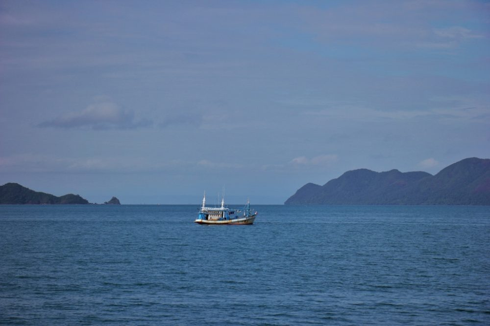 Koh Chang Boat Tour in Thailand