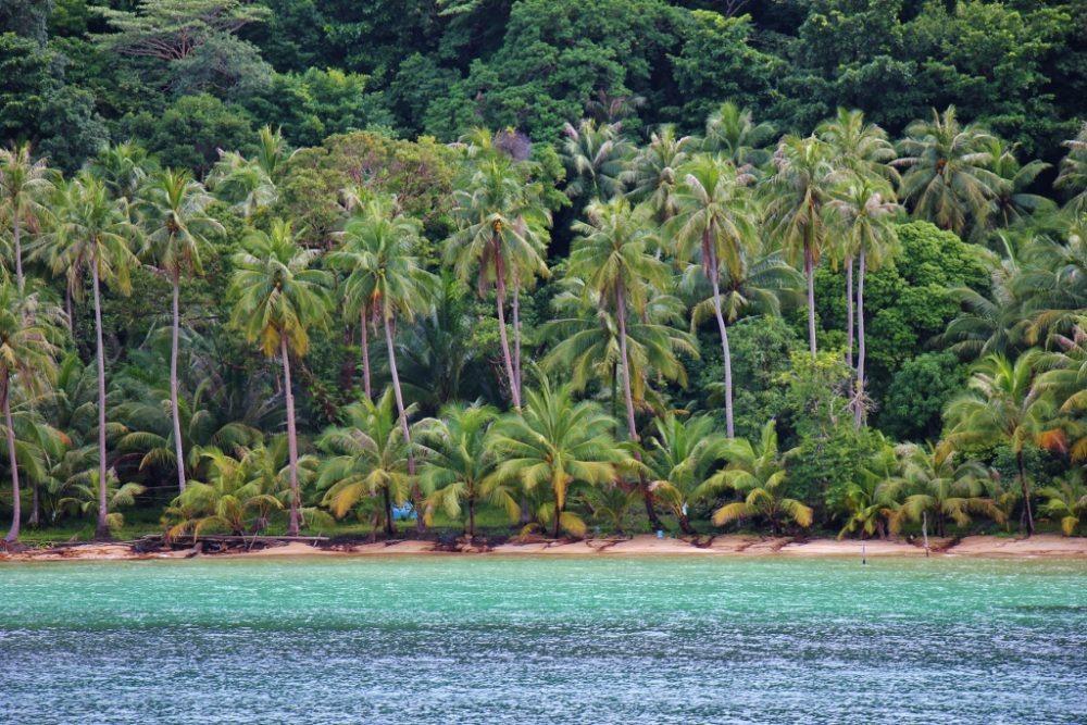 Koh Wai Snorkeling, stop 4 on 4 Island tour Thailand