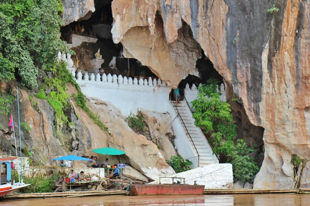 Pak Ou Caves, Buddha Caves, Mekong River, Laos