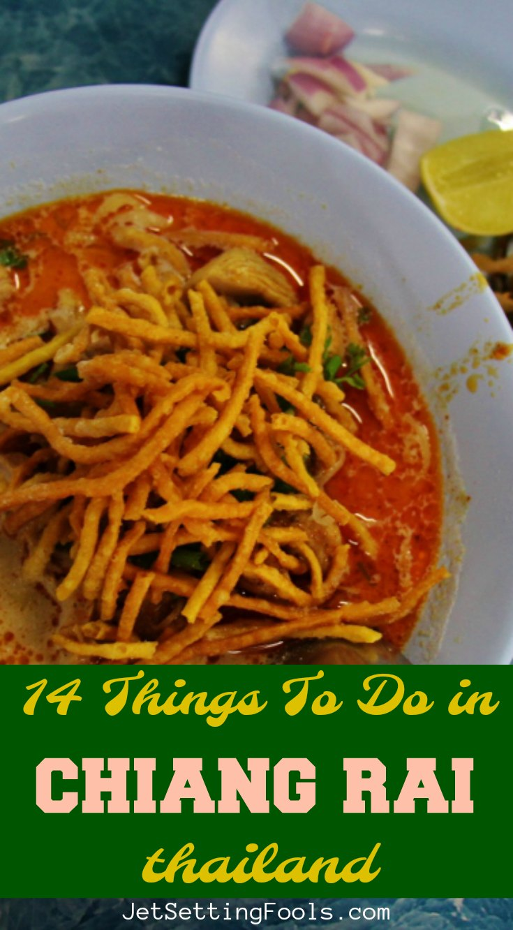 What To Do in Chiang Rai, Thailand by jetSettingFools.com