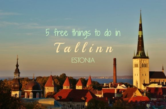 5 free things to do in Tallinn, Estonia by JetSettingFools.com