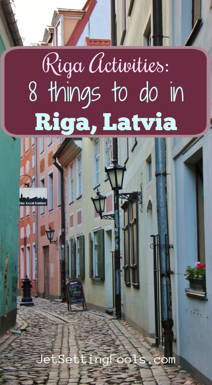 Riga Activities: Things To Do in Riga by JetSettingFools.com