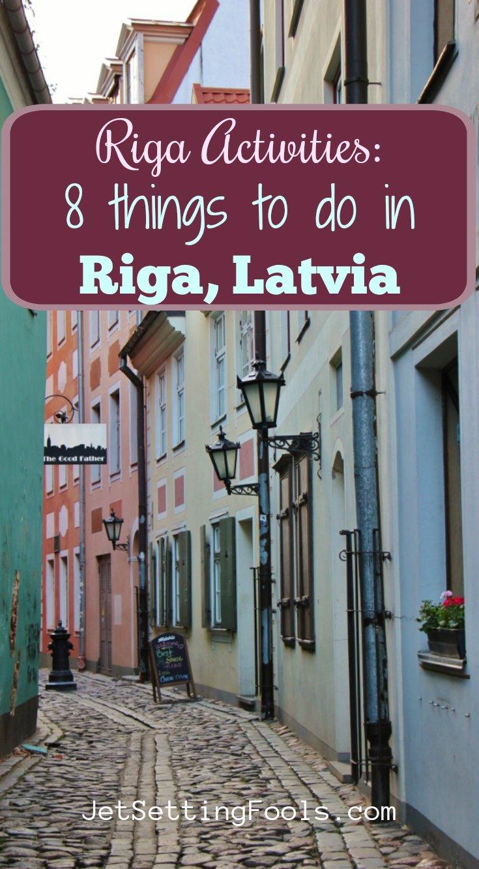 Riga Activities: Things To Do in Riga by JetSettingFools.com