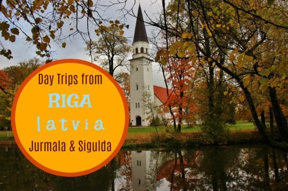 Day Trips from Riga, Latvia Jurmala and Sigulda by JetSettingFools.com