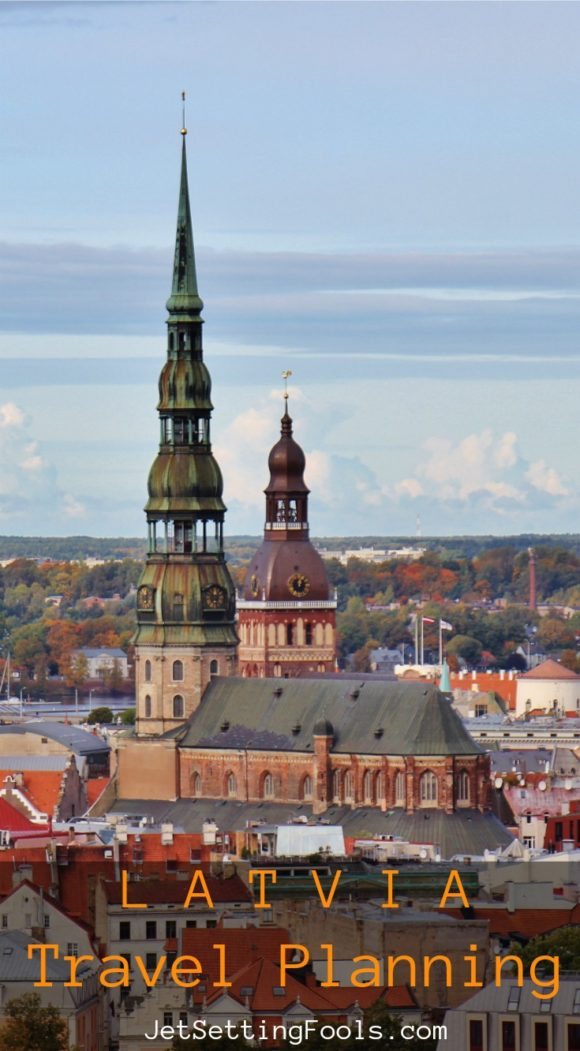 Latvia Travel Planning by JetSettingFools.com