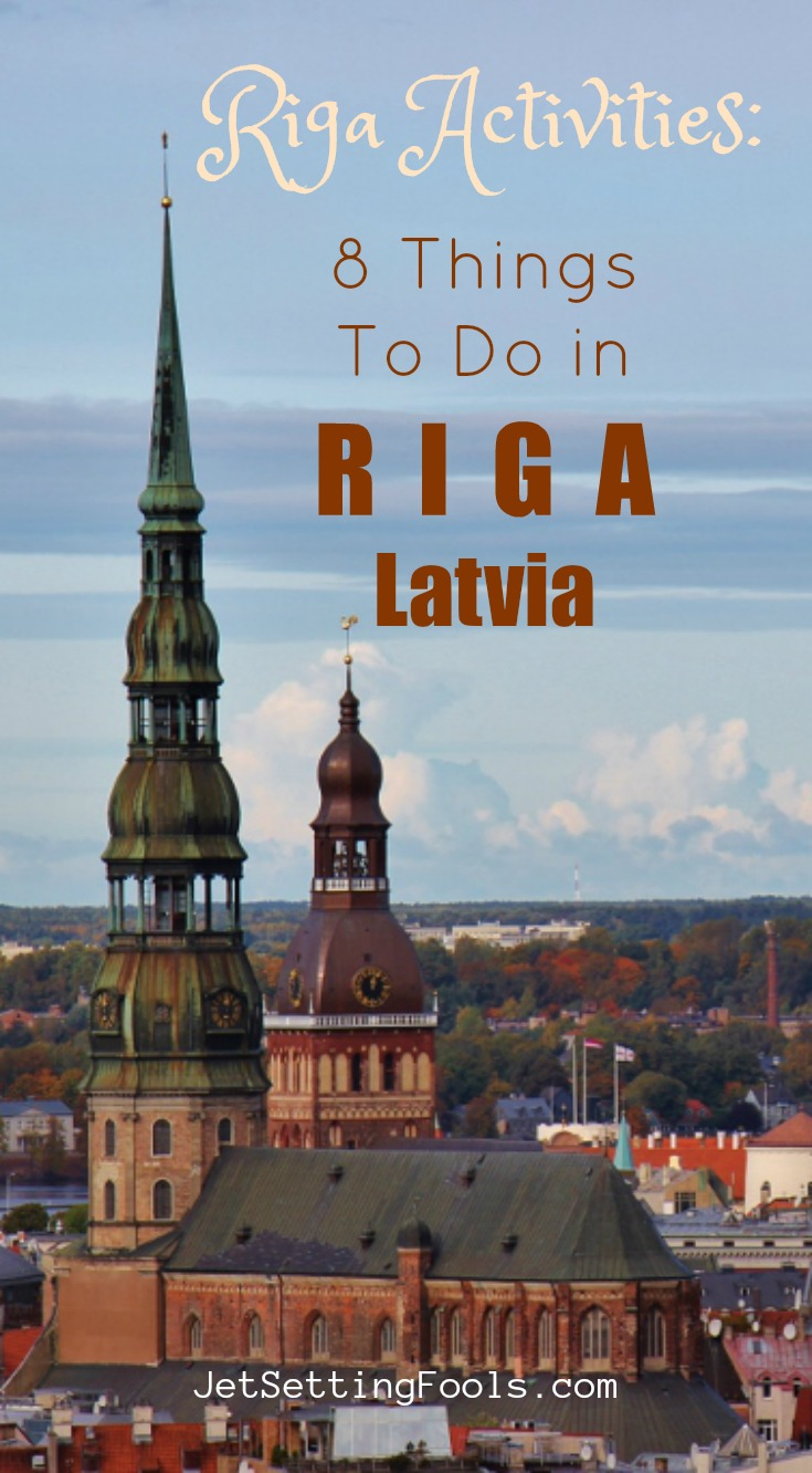 Riga Activities and Things To Do in Riga Latvia by JetSettingFools.com