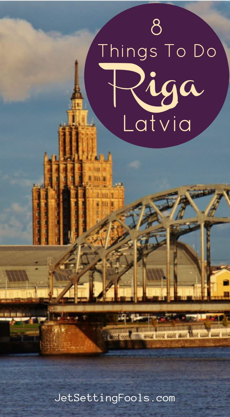 Things to do in Riga Latvia by JetSettingFools.com