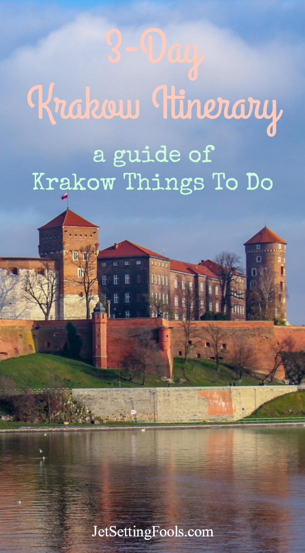 Krakow Itinerary Krakow Things To Do by JetSettingFools.com