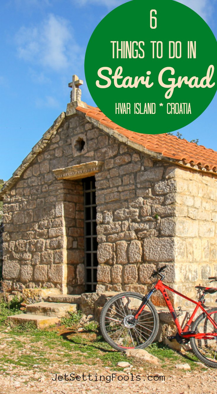 Things to do in Stari Grad, Hvar, Croatia by JetSettingFools.com