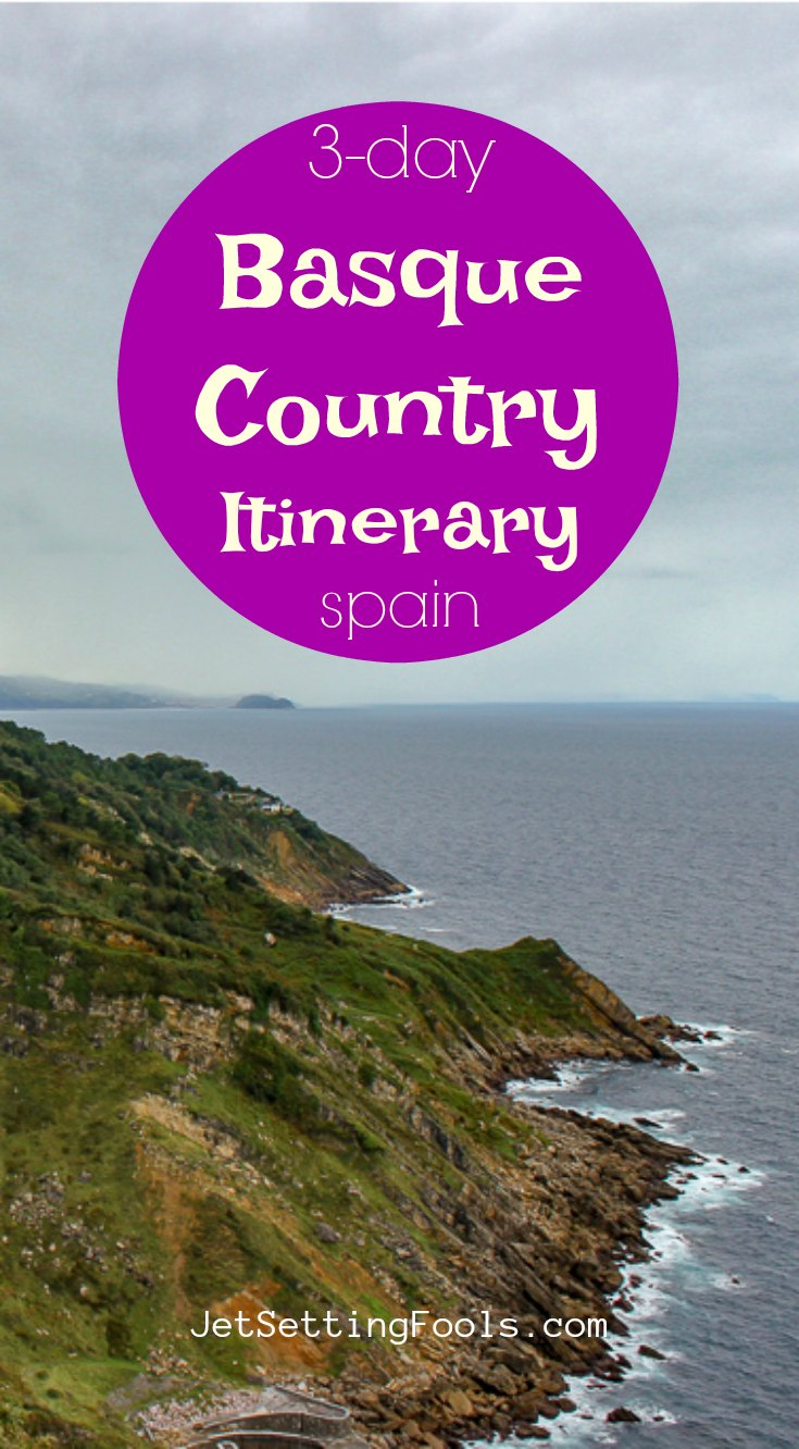Basque Country Itinerary spain by JetSettingFools.com