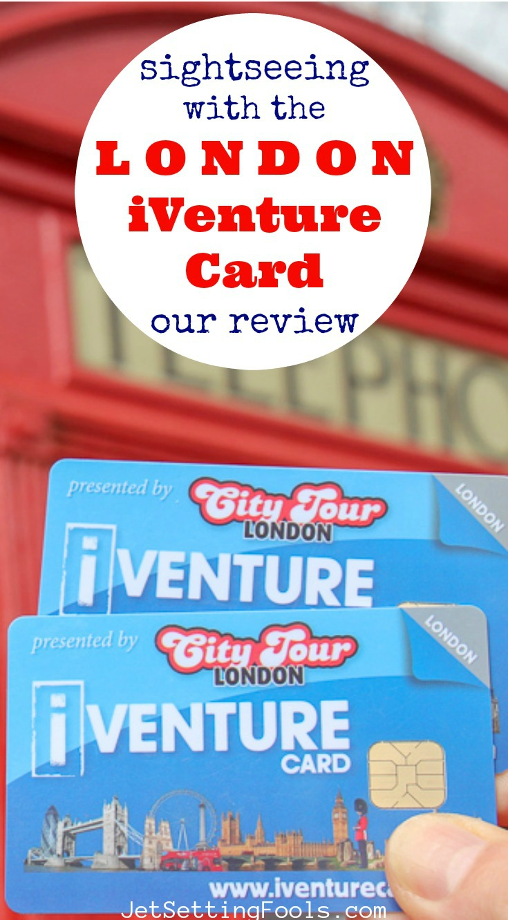 London iVenture Card Review by JetSettingFools.com