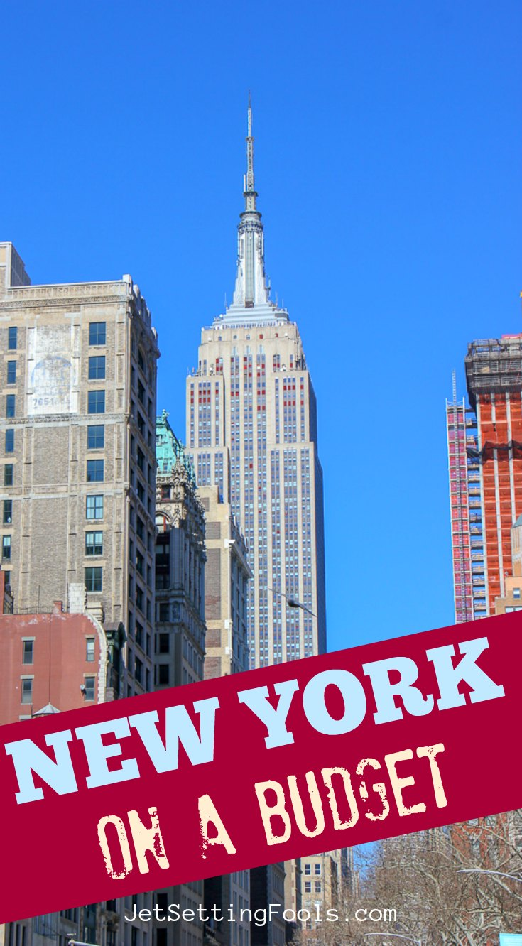 New York on a Budget by JetSettingFools.com