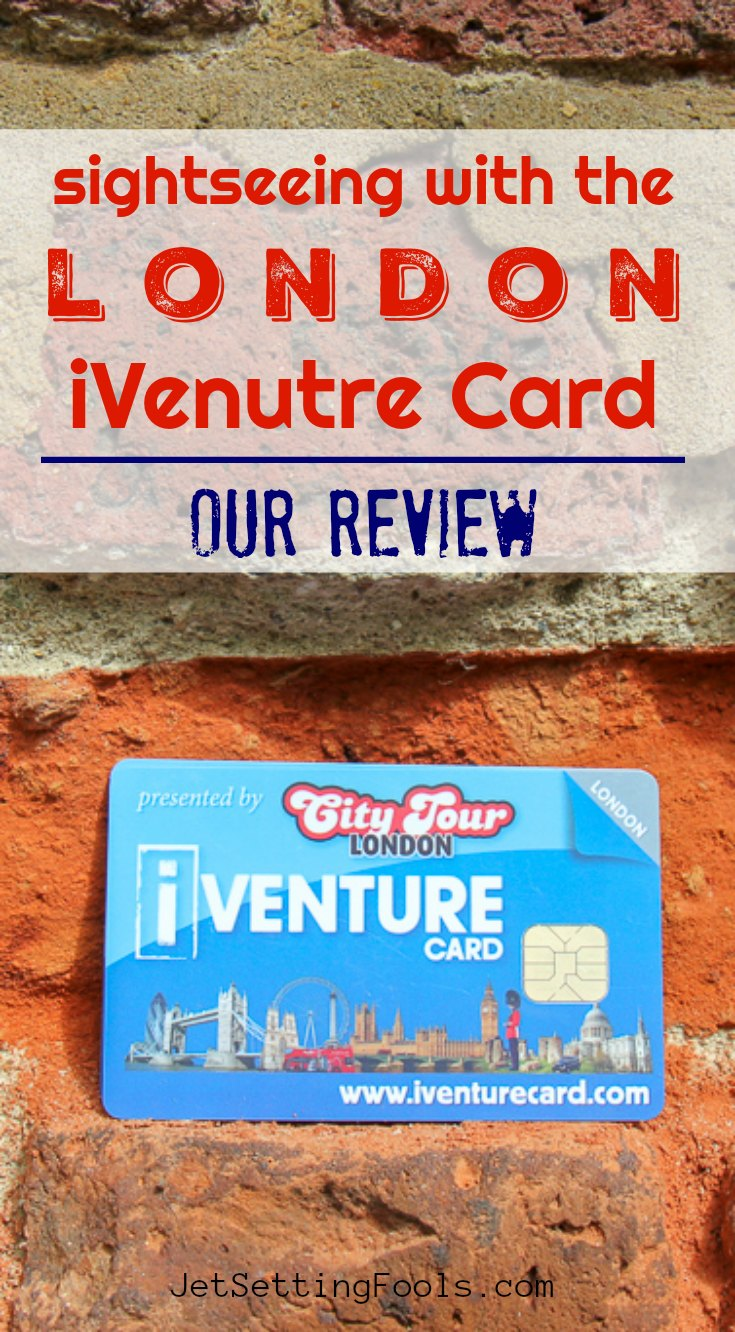 Review London iVenture Card by JetSettingFools.com