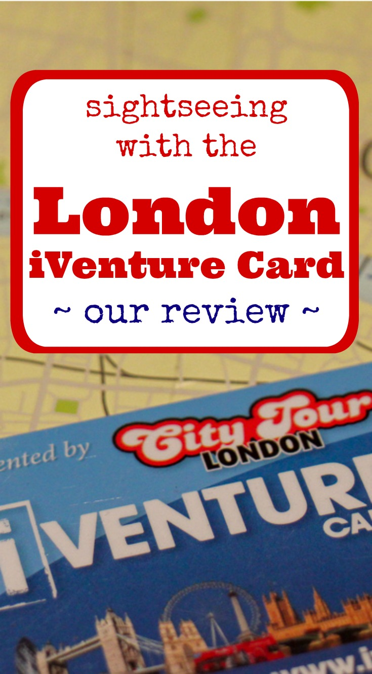 sightseeing with the London iVenture Card Review by JetSettingFools.com