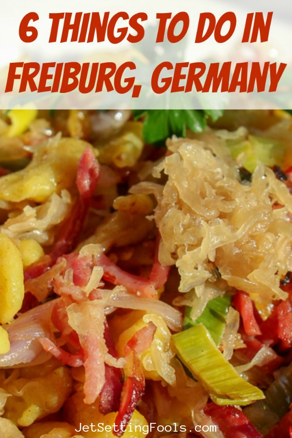 6 fab things to do in Freiburg, Germany by JetSettingFools.com